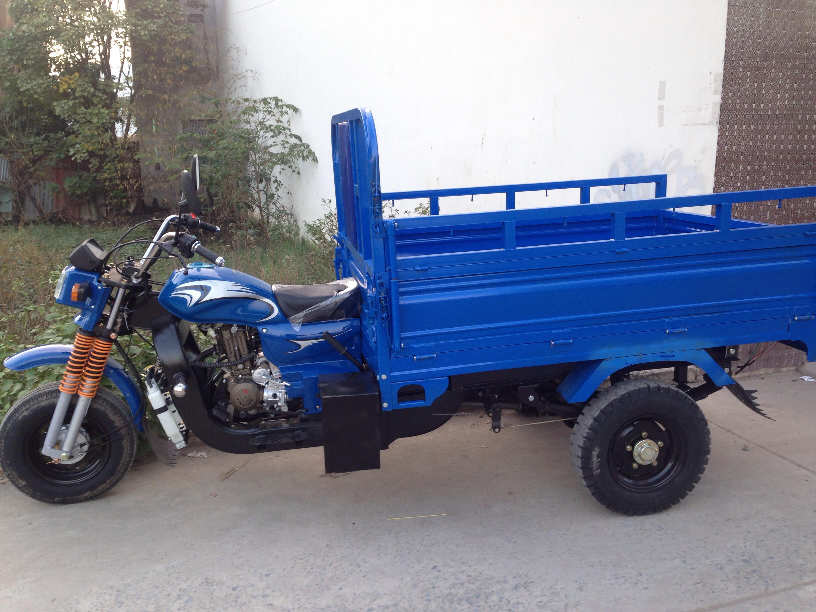Báo giá xe ba gác Nam Định - Xưởng xe ba gác Tiến Phát. Liên hệ với PKD số Hotilne 0938551456